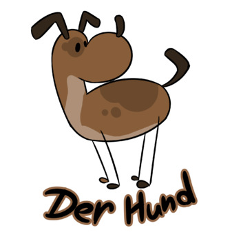 Learning German Noun Genders with Animals