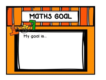 Learning Goal Cards