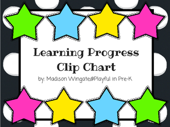 Learning Goal Clip Chart