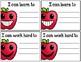 Learning Goal Desktop Reminders   ***FREEBIE***