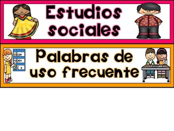 Learning Goal Labels in Spanish