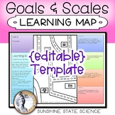 {editable} Learning Goal Map