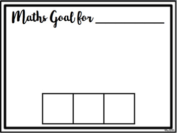 Learning Goals- Blank Templates