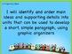 Learning Goals - Ontario Grade 3 Writing