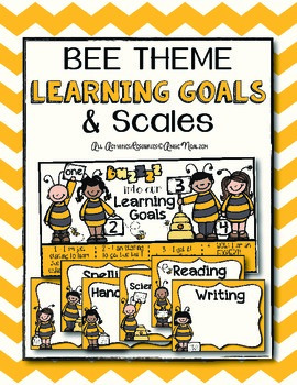 Learning Goals and Scales - BEE Theme