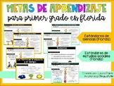 Learning Goals for Science & Social Studies in Spanish (FL