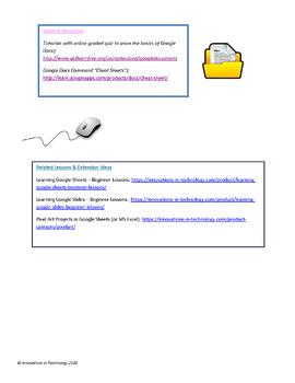 Learning Google Docs - Beginner Lessons