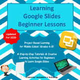 Learning Google Slides - Beginner Lessons