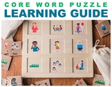 Learning Guide for The Core Word Puzzle