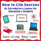 Citing Source | Citation | Plagiarism | Copyright | Library Lesson