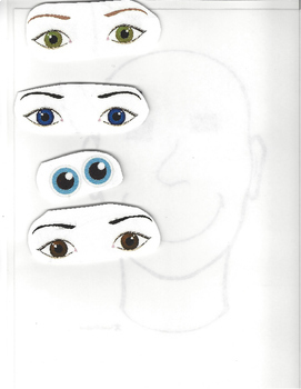 Learning How to Make Eye Contact