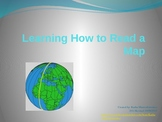Learning How to Read a Map PowerPoint Mini-Lesson