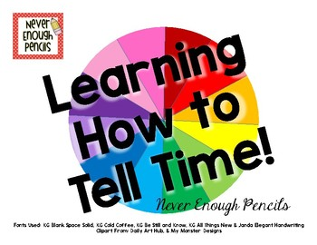 Learn How to Tell Time!