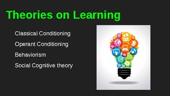 Learning, Intelligence, Thinking, and Memory
