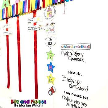 Learning Intentions Posters-FREEBIE