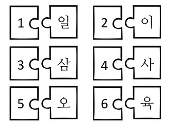 Learning Korean: Numbers