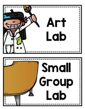Learning Lab Labels
