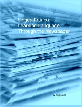 Learning Language Through the Newspaper