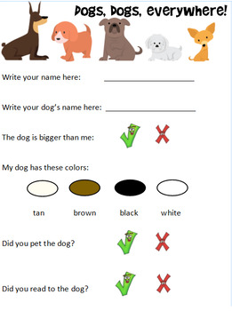 Learning Language is for the DOGS