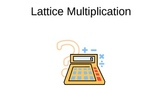 Learning Lattice Multiplication!