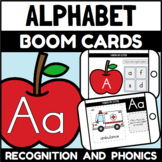 Learning Letter A Boom Cards (Distance Learning)