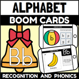 Learning Letter B Boom Cards (Distance Learning)