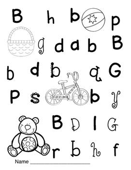 Learning Letters: Alphabet Sorts, Sounds, & Puzzles Bundle