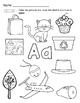 Learning the Alphabet: Letter Names, Letter Sounds, Letter