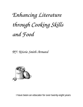 Learning Literature Through Cooking and Food
