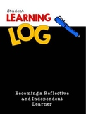 Student Learning Log: Encouraging Active Learning