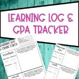 Learning Log & GPA Tracker in ONE!