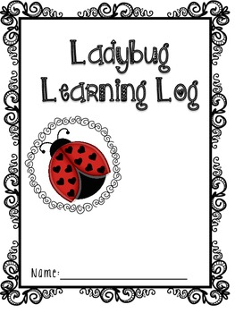 Learning Log Part 1 - Ladybug Theme