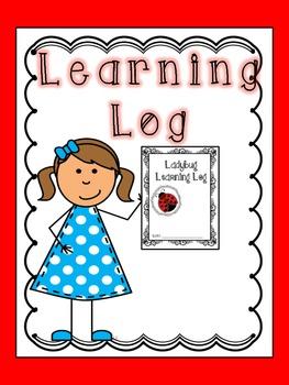 Learning Log Part 1 - Ladybug Theme