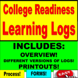 AVID Learning Logs Reflective Learning Tool PowerPoint