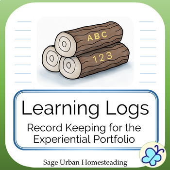 Learning Logs for the Experiential Portfolio