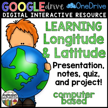 Learning Longitude and Latitude: Digital Interactive Resource for Google Drive