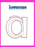 Lowercase Letters for Beginners