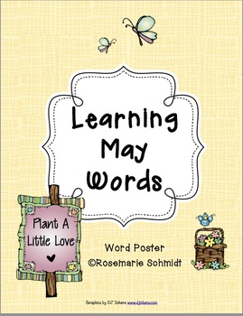 Learning May Words K-4