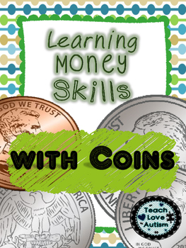 Learning Money Skills with Coins Pack