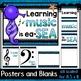 Learning Music is Ea-SEA!- Bulletin Board Pitch Set