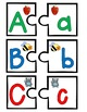 Letter Identification Learning My ABCs Activity Pack
