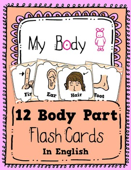 Learning My Body Parts