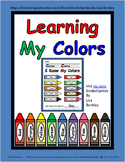 Learning My Colors - I KNOW MY COLORS