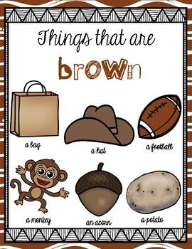 Color of the Week {Brown}