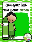 Color of the Week {Green}
