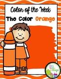 Color of the Week {Orange}