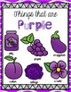 Color of the Week {Purple}