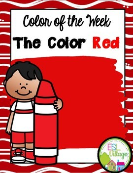 Learning My Colors {red}