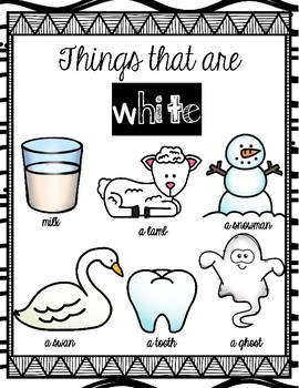 Learning My Colors {white}