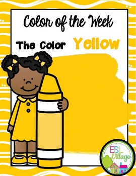 Color of the Week {Yellow}